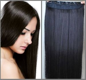 """Clip in hair extension,Straight hair,24"""",60 cm, FUSCHIA OMBRE Yellowknife Northwest Territories image 6"""