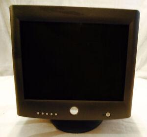 "DELL 17"" Monitor Flatscreen CRT"