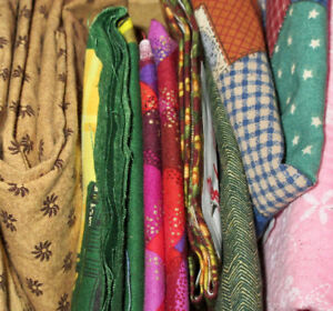 New fabric for clothing or sewing