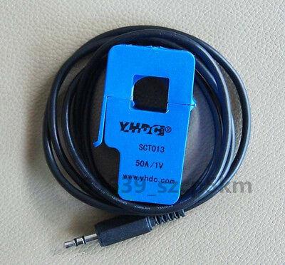 50a Sct-013-050 Non-invasive Ac Current Sensor Split Core Current Transformer