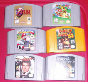 nes sega snes n64 ps3 games and systems for sale