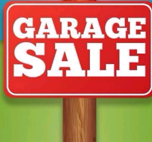 Garage Sale today Sunday Feb 17th