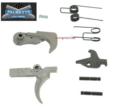 Psa Ept Palmetto State Armory Enhanced Polished Nickel Trigger Assembly 507797