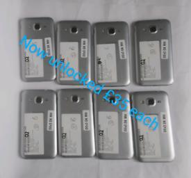 Unlocked Samsung prime core 8gb (also takes micro sd card)
