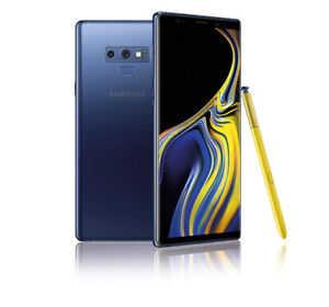 Trade a samsung galaxy note 9 for a iphone xs max