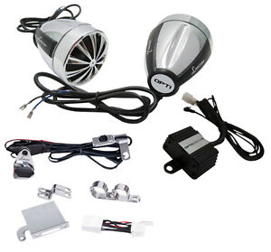 Motorcycle Ipod/Bluetooth/USB/SD/FM Stereo Systems