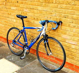 Claud butler roubaix road bike MD