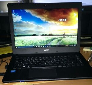 Acer Aspire E 14 ES1-411, Win 10, Office, Like NEW
