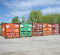 SEA CONTAINER STORAGE AVAILABLE