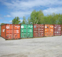 STORAGE SEA CONTAINERS AVAILABLE