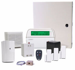 FREE Alarm & Home Automation System