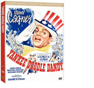 Yankee Doodle Dandy-James Cagney-2 dvd Special Editon-new/sealed