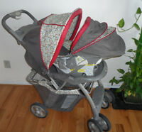 Stroller and Car Seat sets (unisex)
