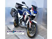2020 20 HONDA CRF1100L AFRICA TWIN A4-L ELECTRIC SUSPENSION