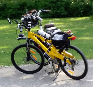 IGO Titan electric bicycle FREE with 2 batteries for $500