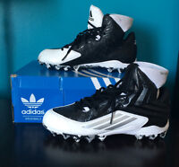 Souliers de football Adidas, taille 10