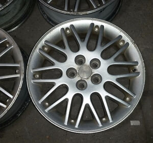 """Set of 16"""" alloy rims for Toyota Corolla or Dodge Neon"""