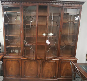 Bevan Funnel Break Front (Side China / Bookcase Unit) London Ontario image 1
