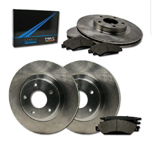 Mercedes C300 Front & Rear Brakes and Rotors