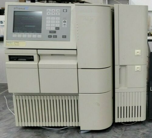 Waters Alliance e2795 HPLC Separation Module with Column Heater & Valve