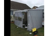 Canopy for awning ( motor home )