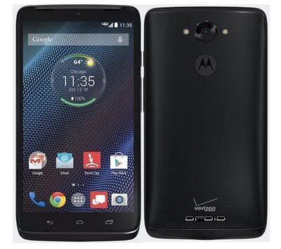 Motorola Droid Turbo XT1254 (Verizon) Unlocked Smartphone Cell Phone (Page Plus