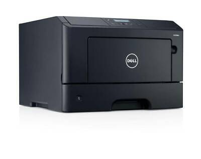 Dell B2360dn Workgroup Monochrome Laser Printer Network 52K pages only w/Duplex Dell Network Laser