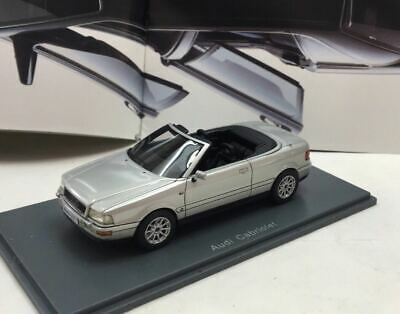 NEO 1/43 Scale Resin Model Audi Cabriolet