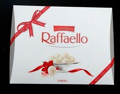 2 X GIFT BOX Ferrero Raffaello 45 Piece Chocolate VALENTINES ALMOND YUMMY