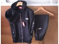 Mens NorthFace tracksuits