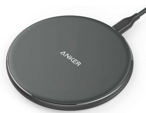 Anker Wireless Charger, Powerport Wireless 5 Pad 5 Upgraded,
