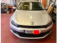 VW Scirocco 2.0 TDI GT Coupe