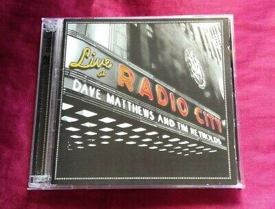 DAVE MATTHEWS AND TIM REYNOLDS - LIVE AT RADIO CITY