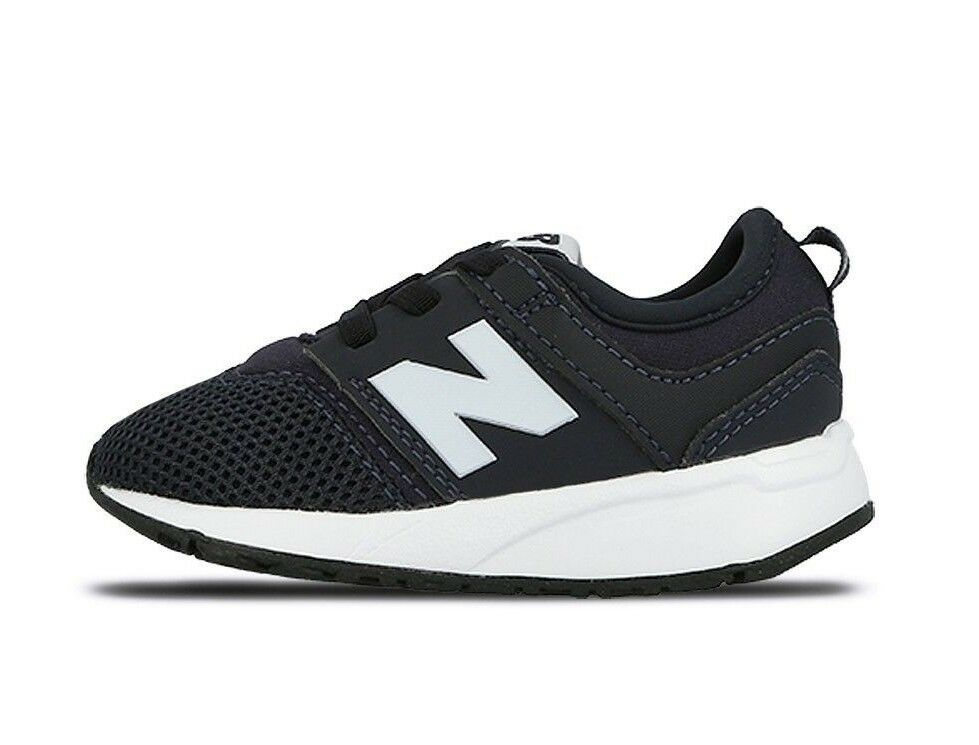 New Balance Infant&Toddlers' 247 CLASSIC Running Shoes Navy KA247BBI b