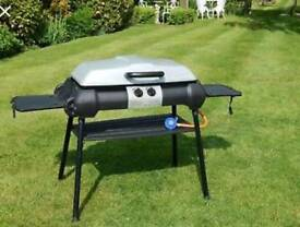 Enders Gas BBQ with Gas Bottle