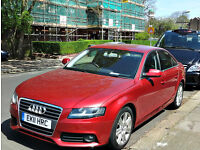A4 DIESEL SALOON - 2.0 TDI 136 SE 4dr [Start Stop], 1 Owner Full Histroy, Cambelt changed