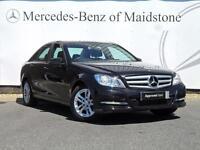 Mercedes-Benz C Class C180 BLUEEFFICIENCY EXECUTIVE SE (black) 2012-09-17
