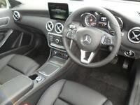 Mercedes-Benz A Class A 180 D SPORT PREMIUM (silver) 2017-09-30