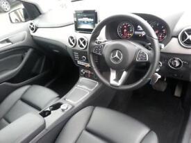Mercedes-Benz B Class B 180 D SE (black) 2017-01-03