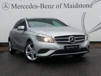 Mercedes-Benz A Class A180 CDI SPORT EDITION (silver) 2015-03-28