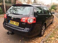 2010 VW PASSAT ESTATE 1.6 DIESEL BLUEMOTION NICE CAR TO DRIVE