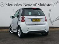 smart fortwo coupe PASSION MHD (white) 2013-09-16