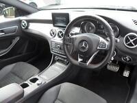 Mercedes-Benz CLA CLA220 CDI AMG SPORT (black) 2015-03-01