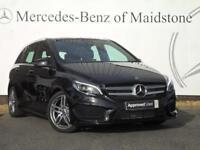 Mercedes-Benz B Class B 220 D AMG LINE PREMIUM (black) 2017-09-30