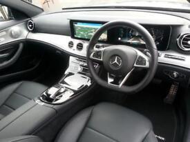 Mercedes-Benz E Class E 350 D AMG LINE PREMIUM PLUS (grey) 2017-03-17