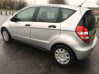 2006 MERCEDES A180 CLASSIC 2,0 DIESEL SERVICE HISTORY