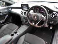 Mercedes-Benz CLA CLA200 CDI AMG SPORT (silver) 2015-07-31