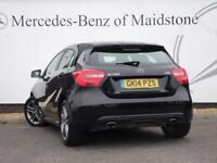 Mercedes-Benz A Class A200 CDI BLUEEFFICIENCY SPORT (black) 2014-03-09