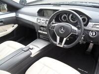 Mercedes-Benz E Class E220 CDI AMG SPORT (black) 2014-03-27