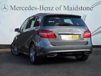 Mercedes-Benz B Class B 180 D AMG LINE PREMIUM PLUS (grey) 2016-04-12
